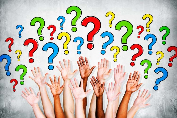 ask clients the right questions