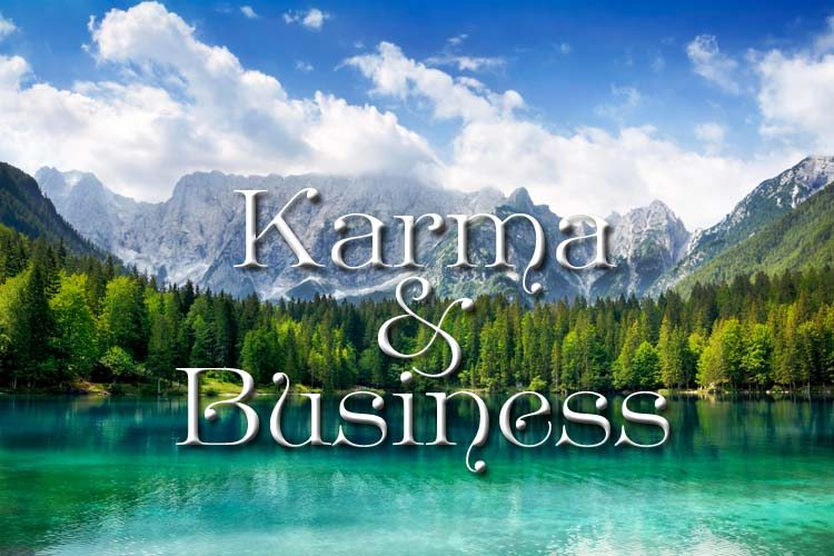 Karma Affects Business